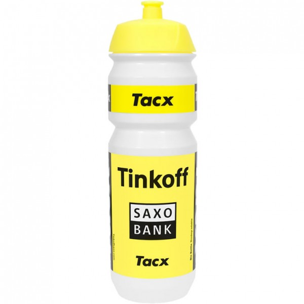 CARAMANHOLA TACX SHIVA 750ML PRO TEAM TINKOFF SAXO BANK
