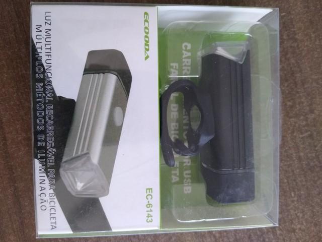FAROL 300 LUMENS USB