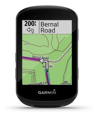 GPS GARMIN EDGE 530 BUNDLE PRETO SA