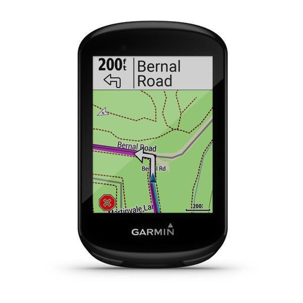 GPS GARMIN EDGE 830 PRETO SA