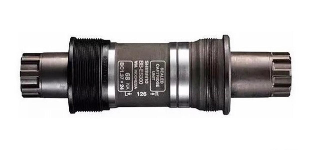 MOVIMENTO CENTRAL SHIMANO ACERA BB-ES300 68X126MM S/PARAF