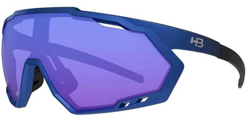 OCULOS HB SPIN GRAD MAT BLUE S BLUE CHR/CRISTAL