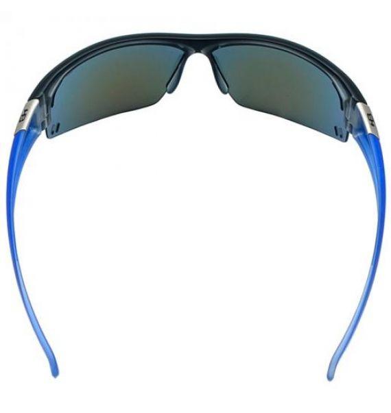 OCULOS HB TRACK BLACK/M BLUE BLUE CHROME