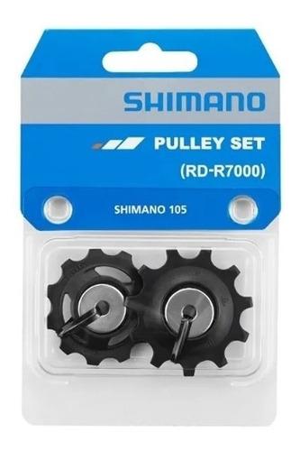 ROLDANA DE CAMBIO SHIMANO 105 RD-R7000 PAR