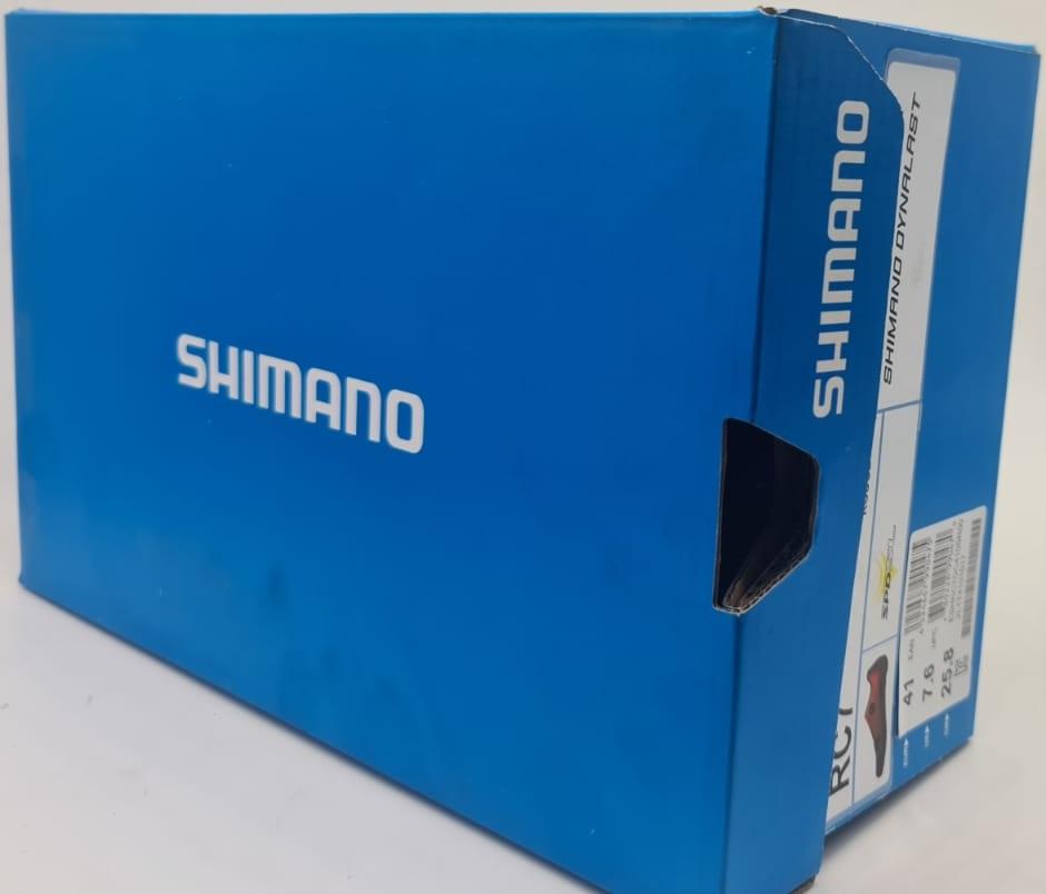 SAPATILHA SHIMANO ROAD SH-RC700 VERMELHO