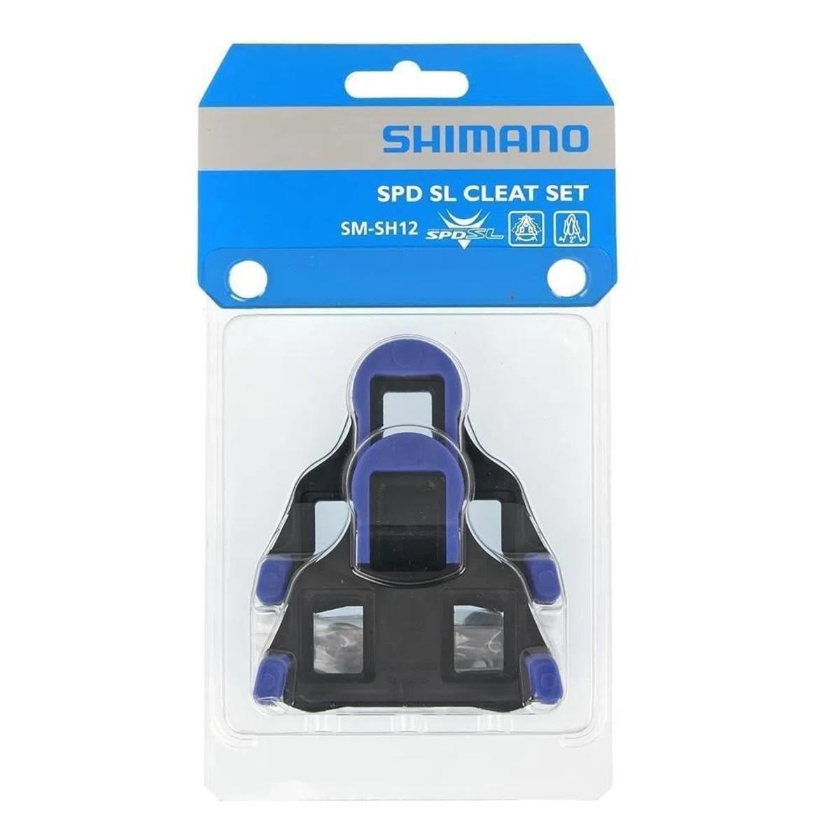 TAQUINHO P/PEDAL SHIMANO SPEED SM-SH12 AZL