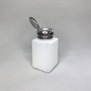 Frasco dosador tipo acetona tampa inox