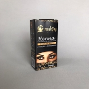 Henna Makiaj 1,5g - Marrom