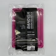 Kit Bandeja pink + Folhas depilatórias Hortelã
