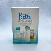 Kit para depilação Depil Bella Bivolt