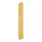 Palito de madeira depilação Santa Clara 100 unidades