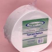Papel para depilação TNT Higipratic - Rolo com 200unid