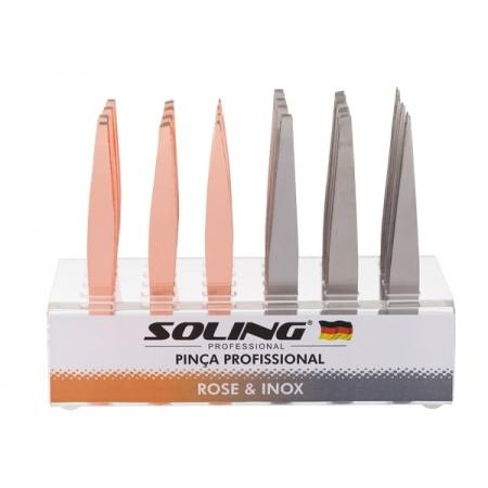 Pinça Aço Soling -302