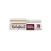 Rolo Plástico filme PVC Rolofácil - 70mts