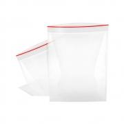 Saco Transparente ZipLock 8x12 - pct c/100