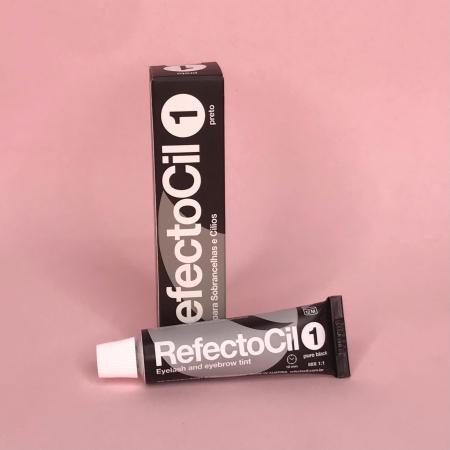 Tintura 1.0 Preto Refectocil 15ml