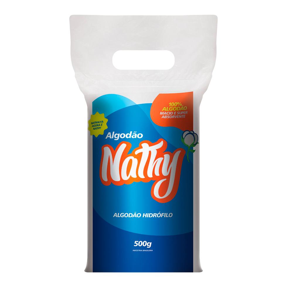 Algodão 500g Nathy - rolo