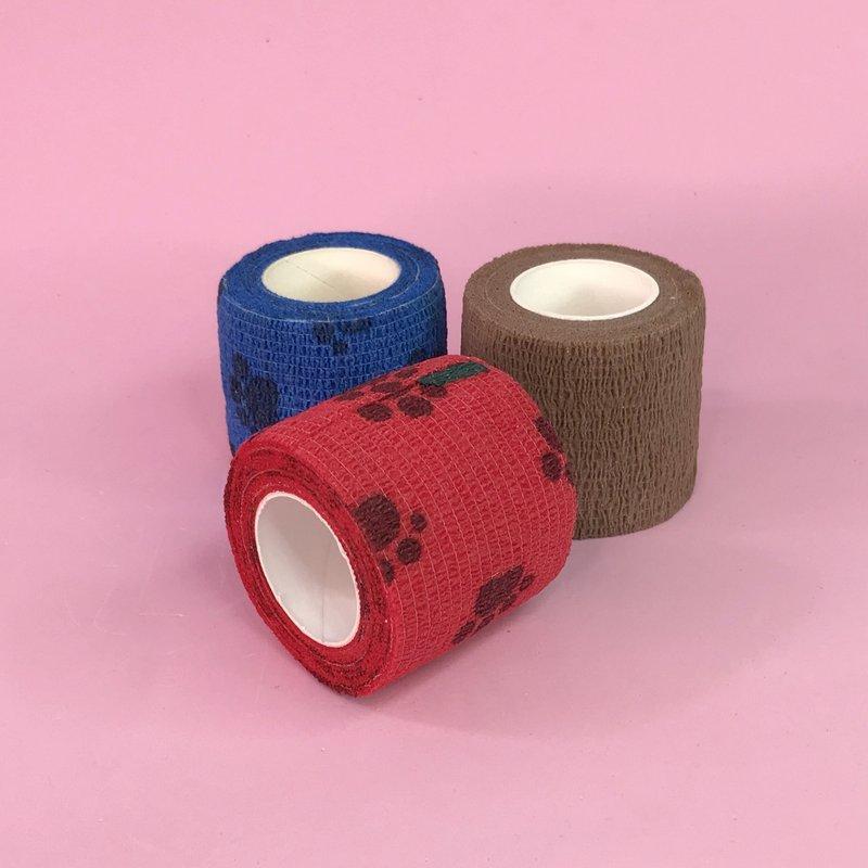 Bandagem adesiva/faixa elástica - rolo