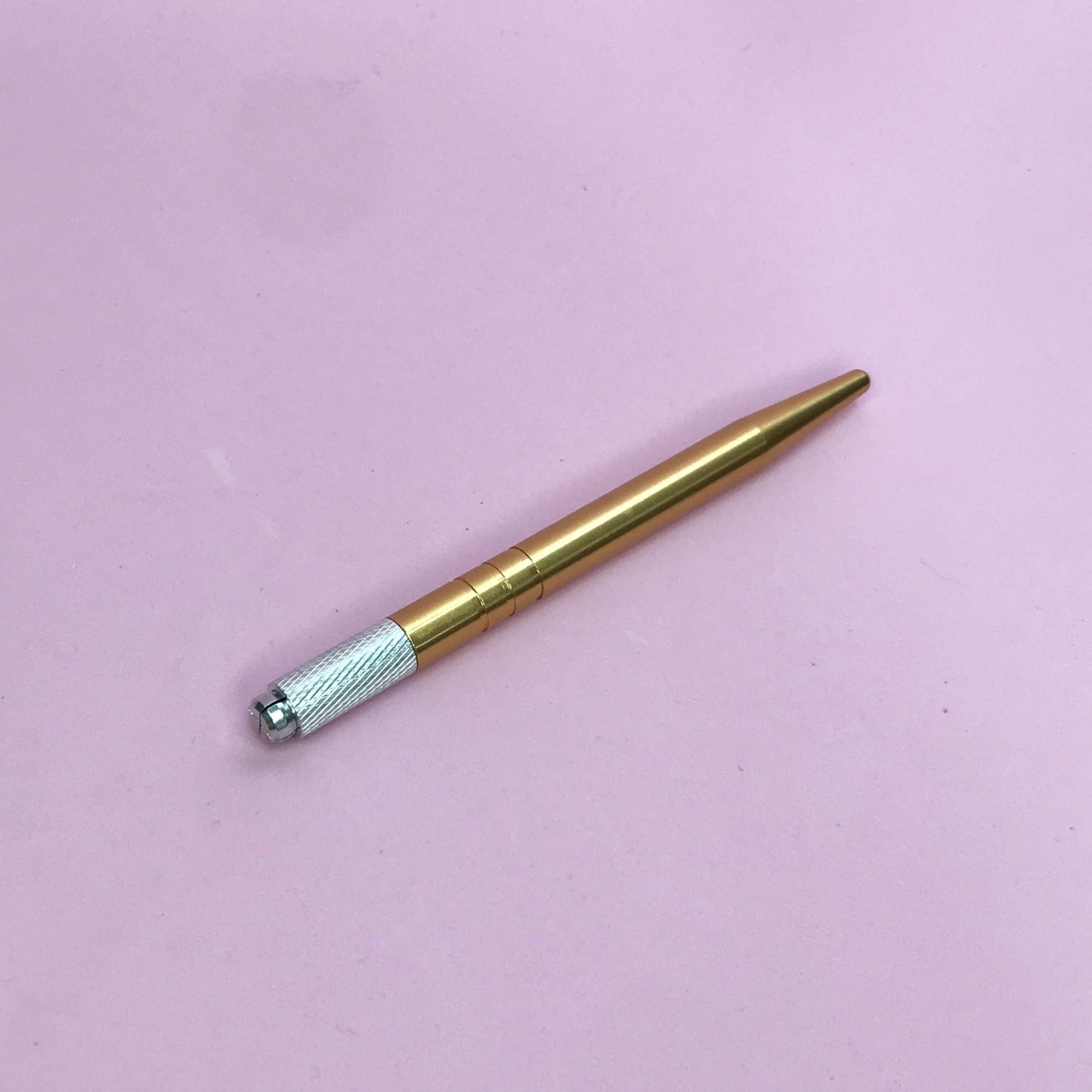 Caneta tebori para microblading - cores
