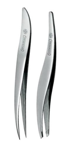 Duo de pinças Anatômica Mundial BC-391