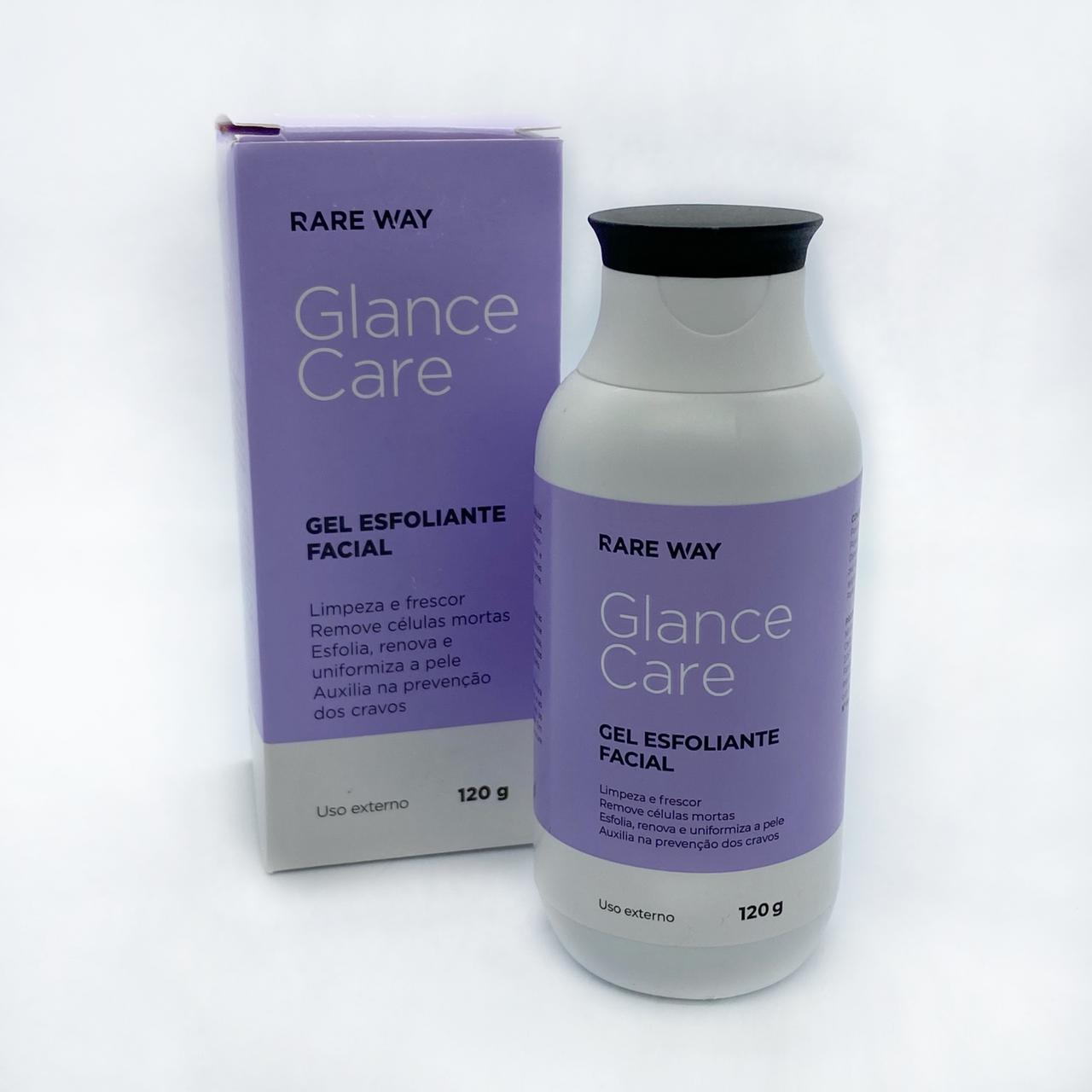 Esfoliante gel facial Rare Way 120ml