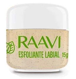 Esfoliante labial natura balm mint Raavi 12g