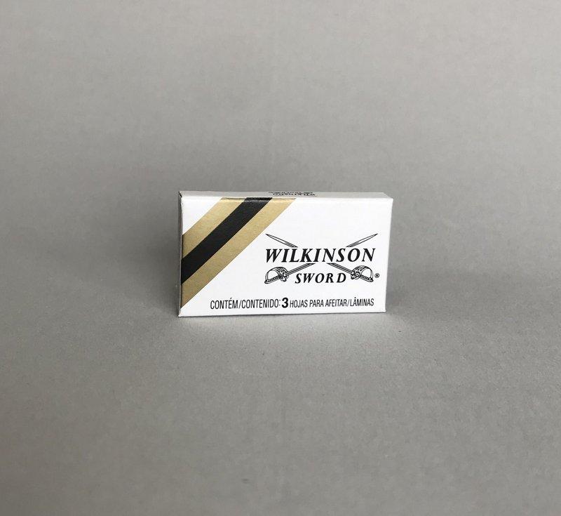 kit Lâmina de barbear Wilkinson c/60 lâminas