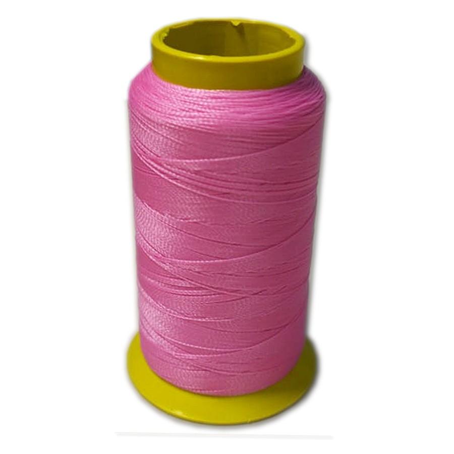 Linha 100% poliamida 400mts - Rosa