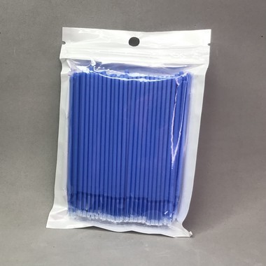 Microbrush/microcotonete pct com 100 unidades
