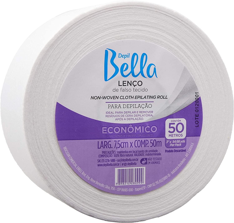 Papel para depilação Depil Bella - 50mts
