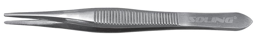 Pinça ponta fina Inox Soling - 261