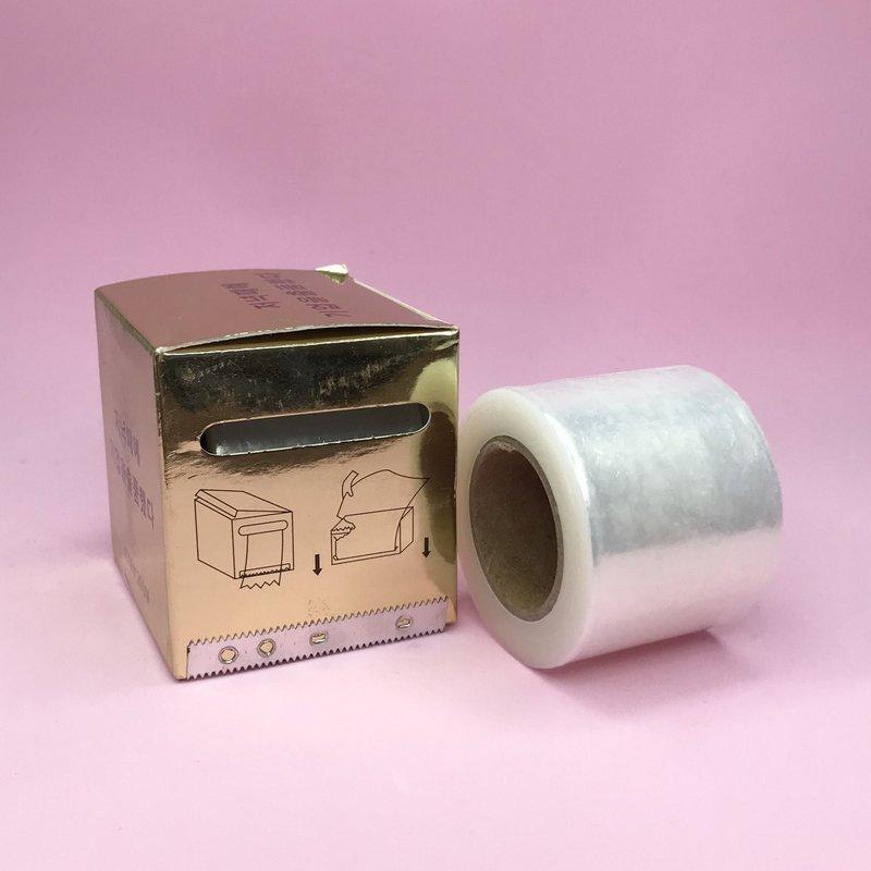 Plástico Filme PVC pequeno com estojo