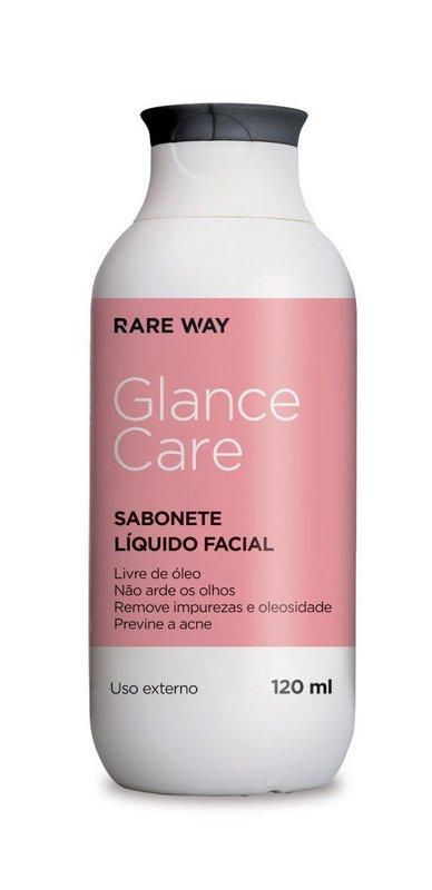 Sabonete líquido facial Rare Way 120ml