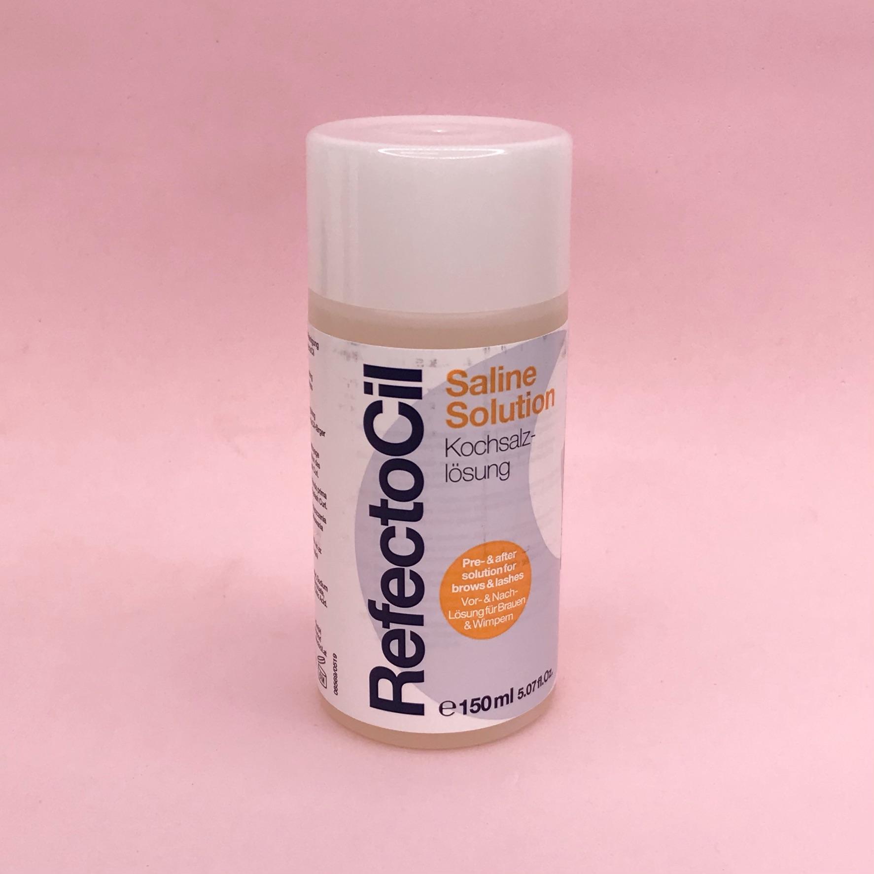 Solução Saline Refectocil 150ml