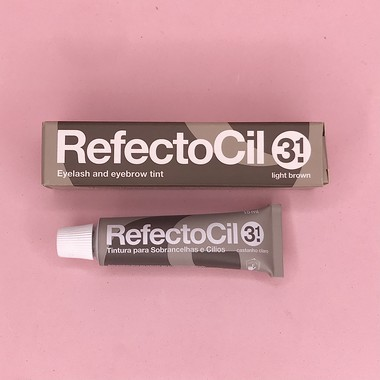 Tintura 3.1 Castanho Claro Refectocil 15ml