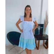 Vestido Vick Xadrez Amplo