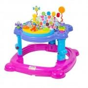 Andador Infantil Centro Atividades Musical Baby Style