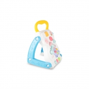 Andador infantil didático Star Baby Azul