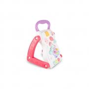 Andador infantil didático Star Baby Rosa