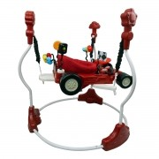 Brinquedo Jumper pula pula Quick Car 360 Graus Baby Style