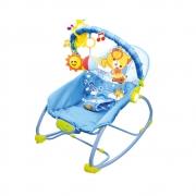 Cadeira Descanso Bebê Vibratória Musical - Baby Style verão
