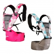 Canguru Sling 3 a 15kg Hipseat Baby Style