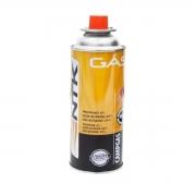Cartucho de gás para fogareiros e maçaricos NTK campgás - 4 unidades