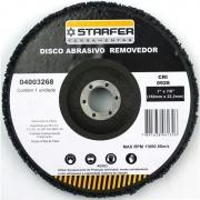 Disco Removedor Polidor 7 Polegadas (180mm) Starfer