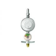 Registro Regulador Gás com Manometro Aliança 504/01