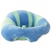 Sofazinho Almofada Descanso Infantil Azul Baby Style