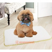 Tapete Confortável Para Cães Ou Gatos Antideslizante Lavável