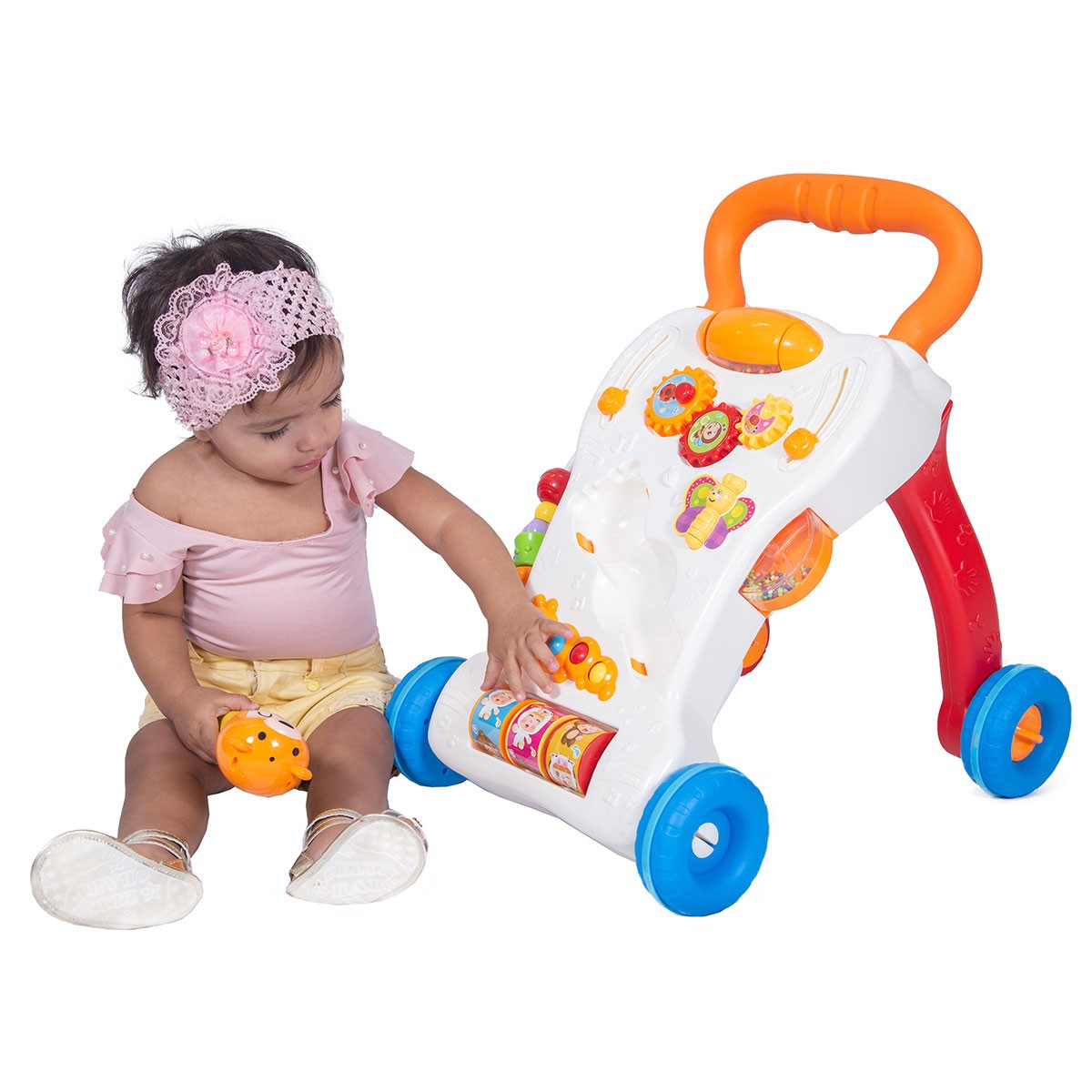 Andador Didático musical songs Baby Style