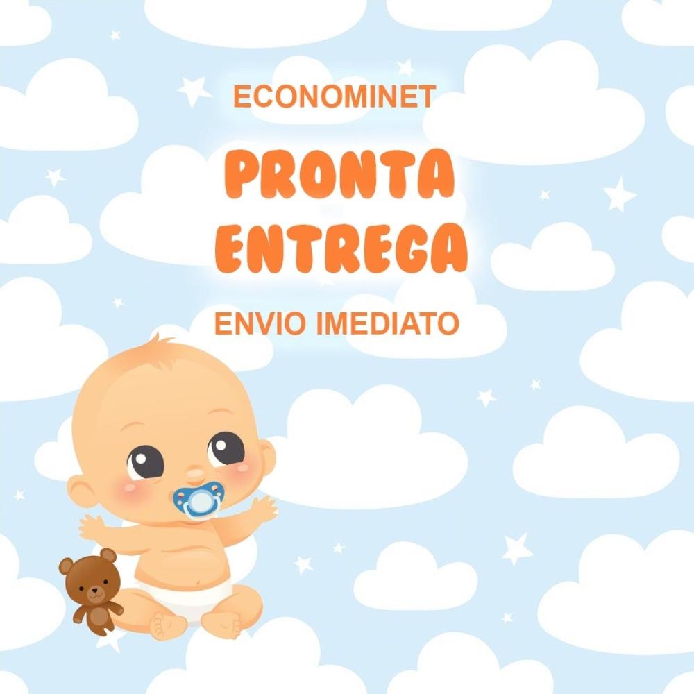 Andador infantil didático Star Baby Laranja