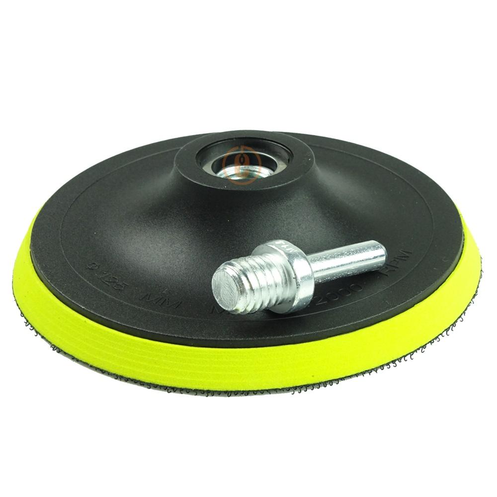 Base Disco de Lixa Auto Aderente 125mm x M14 - Starfer